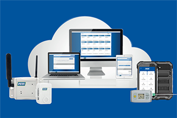 PENN devices in the cloud